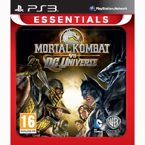 Mortal Kombat Vs DC Universe - Essentials (Playstation 3) [UK IMPORT]