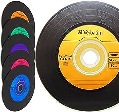 Digital Vinyl CD-R 80min