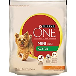 Purina One DD My Dog Is Active Chicken and Rice 800g–8Pieces
