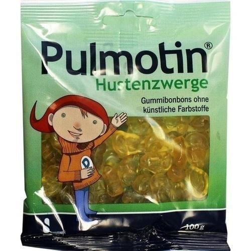 PULMOTIN Hustenzwerge Bonbons 100 g