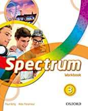 Spectrum 3. Workbook - 9780194852456