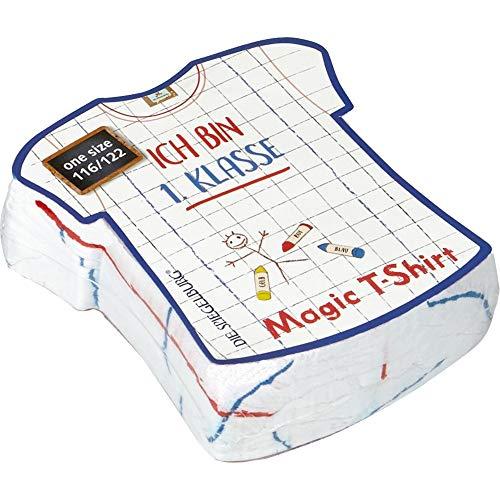 Die Spiegelburg 14400 Magic T-Shirt '1. Klasse' Bunte Gesch., o.Size (Gr.116/122)