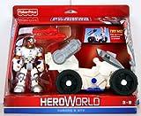 Fisher-Price DC Super Friends Hero World Cyborg & ATV