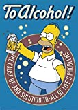 UK Import Poster [61 x 91,5 cm] | The Simpsons, Homer: to