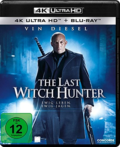 The Last Witch Hunter (4K Ultra HD) (+ Blu-ray)