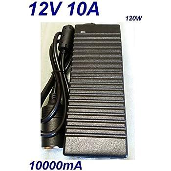 kwmobile Enchufe Transformador de Voltaje de 230V a 12V 1000 mA ...
