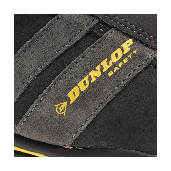 Dunlop Hombre Indiana Botas De Seguridad