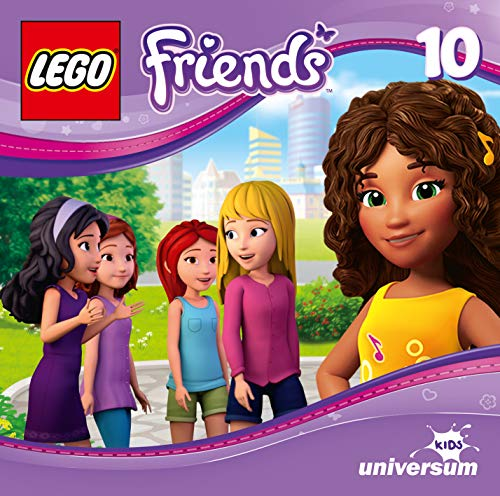 Lego Friends CD 10 - Die Schulsprecherwahl
