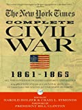 Image of The New York Times: Complete Civil War, 1861-1865 (Book & CD)