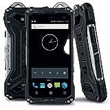 Getnord Onyx IP68 MIL-STD-810G Téléphone en métal renforcé 3+32GB (RRP EUR 299)