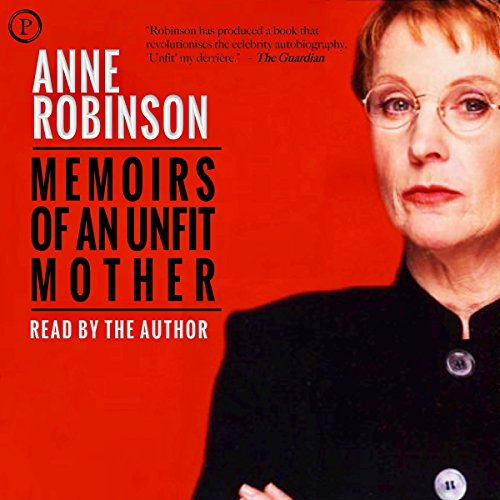 Memoirs of an Unfit Mother audiobook cover art