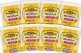 Del Campo Soft Corn Tortillas – 6 Inch Round 1Lb. Bag. 100% Natural, Gluten Free and All-Corn...