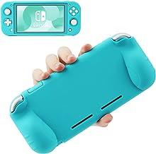 KIWI design Protective Cover for Nintendo Switch Lite 2019, Anti-Slip and Anti-Scratch Soft Silicone Cover Case Rubber Cov...