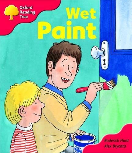Oxford Reading Tree: Stage 4: More Storybooks: Wet Paint: Pack Bの詳細を見る