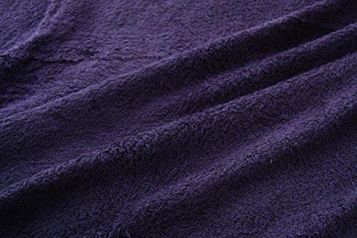 エムールタオルケットシングルタオル地サラサラふんわり吸湿湿度調整ひんやり涼感ナチュふわタオル寝具ネイビー