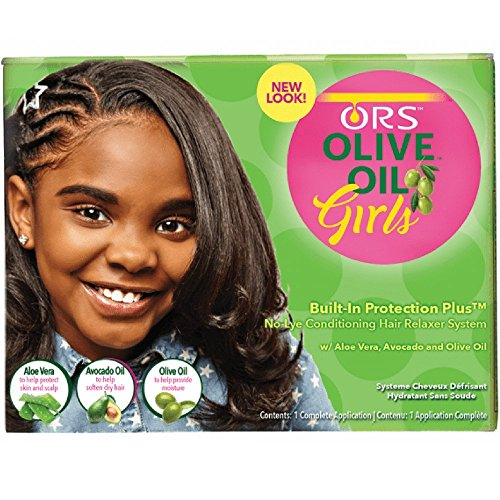 OLIVE OIL KIT FOR GIRLS 1 APPLICATION