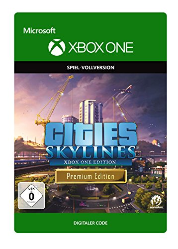 Cities: Skylines - Premium Edition | Xbox One - Download Code