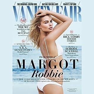 Couverture de Vanity Fair: August 2016 Issue