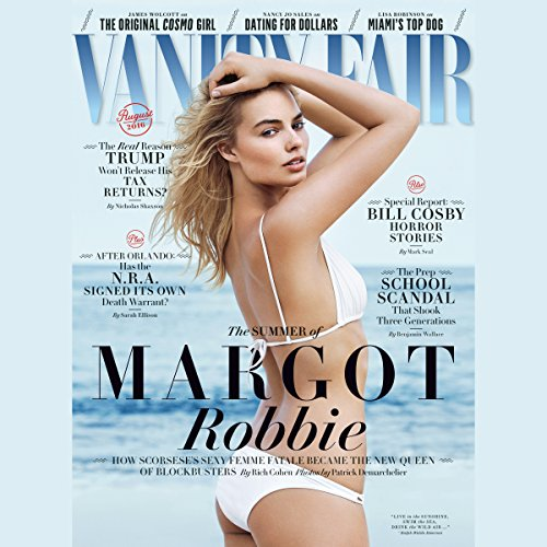 Vanity Fair: August 2016 Issue audiobook cover art