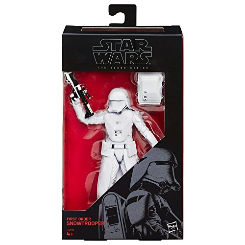 Hasbro Star Wars B4597EL2 Star Wars E7 The Black Series Figur: First Order Stormtrooper