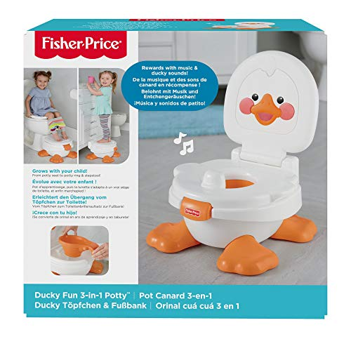 Mattel / Fisher-Price: Töpfchen & Fußbank - 6