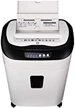 $366 » Shredder for Home/Office Double-Port Paper Shredder, Fully Automatic Mini Portable Desktop Office Home Small Convenient El...