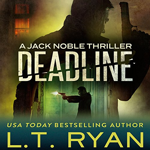Deadline audiobook cover art