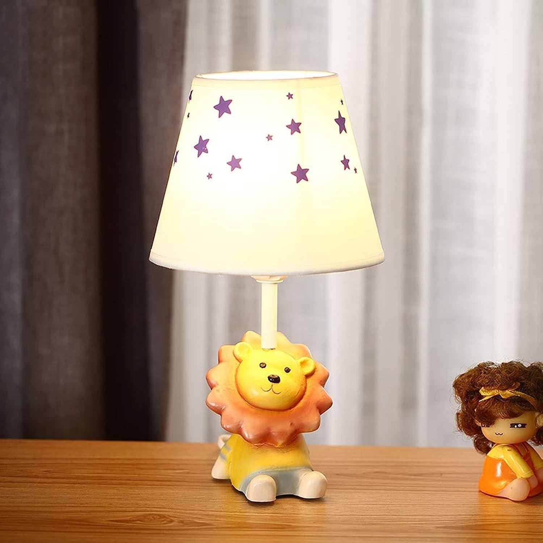 Raelf Multifunktions-LED Kinder Tischlampe Junge und Mdchen Schlafzimmer Nachttischlampe Kinderzimmer Cartoon Tier Tischlampe Anwendbar Raum Wohnzimmer Studie Schlafzimmer Tragbare Universal-Leuchte