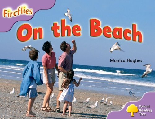 Oxford Reading Tree: Level 1+: More Fireflies A: On the Beachの詳細を見る