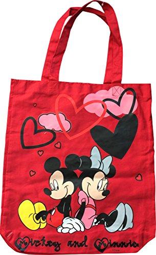 Disney - Mickey And Minnie Tote Bag