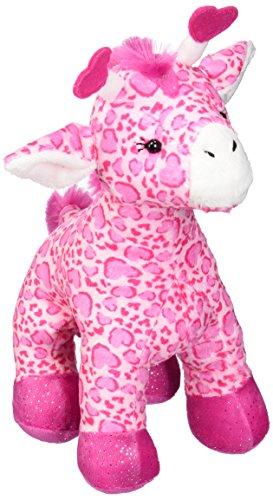 Webkinz Love Giraffe Plush Toy Giraffe, 8.5'