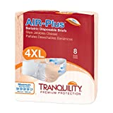 5 xl incontinence briefs