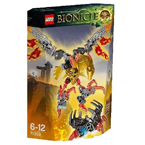 LEGO- Bionicle Ikir Creatura del Fuoco, Colore Non specificato, 71303