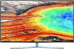 Samsung MU8009 163 cm (65 Zoll) Fernseher (Ultra HD, Twin Tuner, HDR 1000, Smart TV)