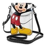 Mickey Mouse y Minnie - Bolso de mano, bandolera, viaje, mochila, mujer, niña, fiesta, regalo