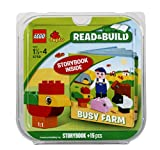 Lego Duplo 6759 - Costruzioni la fattoria, leggi e costruisci [Regno Unito]