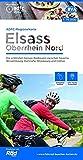 ADFC-Regionalkarte Elsass Oberrhein Nord, 1:75.000, reiß- und wetterfest, GPS-Tracks Download: Die schönsten Genuss-Radtouren zwischen Saverne, ... und Colmar (ADFC-Regionalkarte 1:75000)