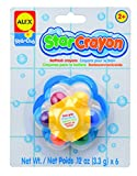 Alex Rub a Dub Star Crayon in the Tub Kids Bath Activity