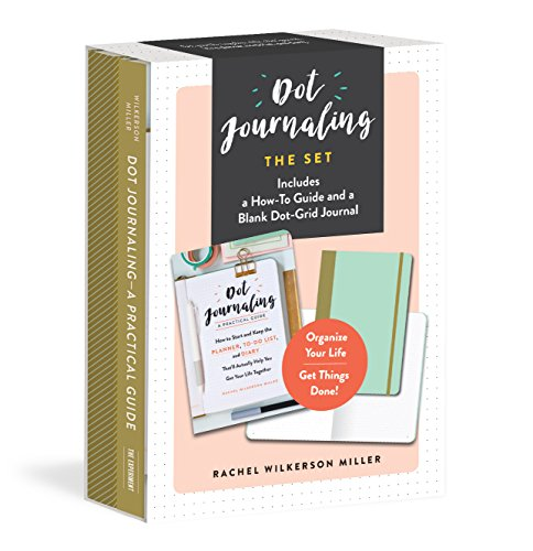 Dot Journaling―The Set: Includes a How-To Guide and a Blank Dot-Grid Journal