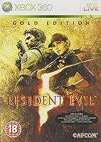 Resident Evil 5 Gold Edition (Xbox 360) (輸入版)