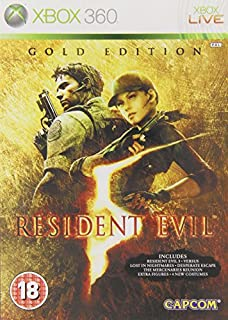 RESIDENT EVIL 5 (B003FW63M4) | Amazon price tracker / tracking, Amazon price history charts, Amazon price watches, Amazon price drop alerts