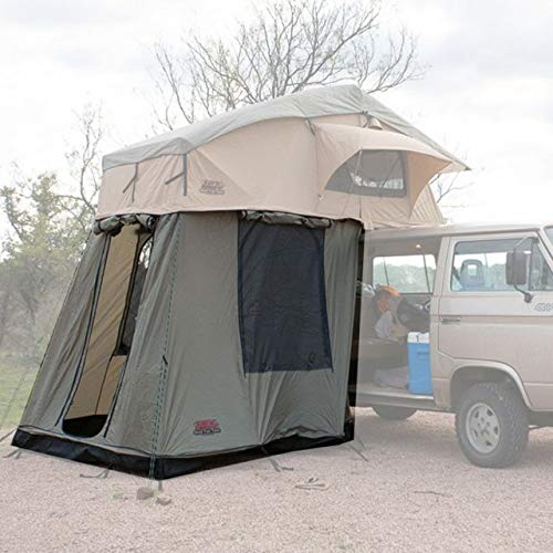 Tuff Stuff Overland Rooftop Tent Annex Room 2 Person Ranger Overland, NSN N, TS-ANX-Ran