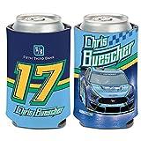 WinCraft NASCAR Roush Fenway Racing Chris Buescher NASCAR Chris Buescher #17 12 oz. Can Cooler, Multi, na
