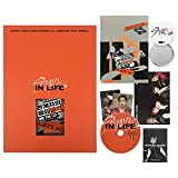 STRAY KIDS 1st Repackage Album - IN生 (IN LIFE) [ A type. ] CD + Photobook + Photocards + Postcard + MINI PHOTOBOOK + OFFICIAL POSTER + FREE GIFT