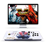 VOTUMO Pandora Box 11S 3D Arcade Game Console, 3399 Games Installed, Search Games, Support 3D Games, 1280X720 Full HD Video Game, Favorite List, 4 Players Online Game, 2 Player Game Controls (Black)