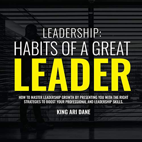 Leadership  By  cover art