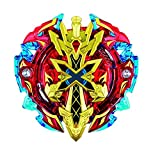 Battling Top Burst Xeno XCALIBUR.M.I(B48) Attack Type Gyro with Launcher,Top Kids Toys Metal Plastic Fusion 4D Gift