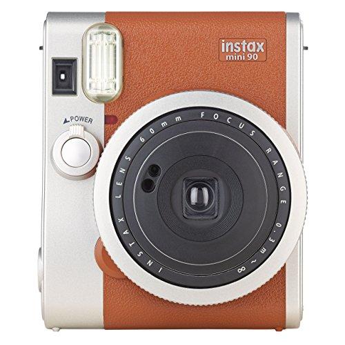 Fujifilm - Instax Mini 90 Neo Classic - Appareil Photo Instantané -...