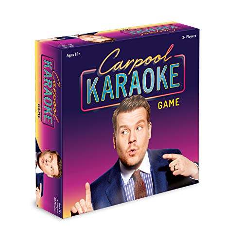 Big G Creative Carpool Karaoke: The Board Game