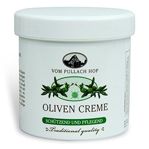 Oliven Creme 250ml Pullach Hof Feuchtigkeitscreme Hautpflege